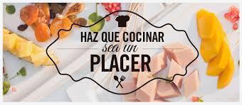 Cocinar placer