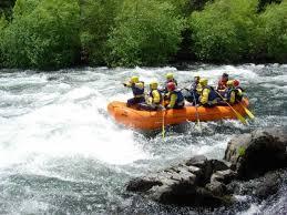 rafting esquel