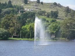 Tandil lago
